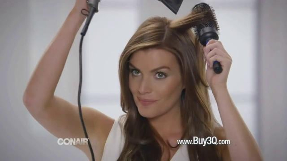 Woman In Infiniti Commercial >> Conair Infinti Pro 3Q TV Commercial, 'No Frizz' - iSpot.tv