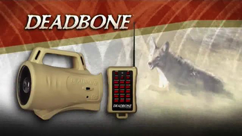 Deadbone DB-1 Electronic Game Call TV Spot, 'Predators Can't Resist' - Thumbnail 1