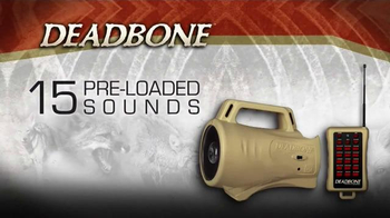 Deadbone DB-1 Electronic Game Call TV Spot, 'Predators Can't Resist' - Thumbnail 5
