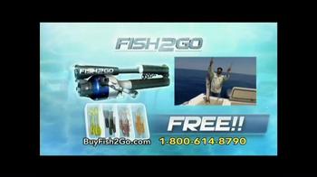 Fish2Go TV Spot, 'Ready to Go' - Thumbnail 8