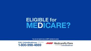 UnitedHealthcare TV Spot, 'AARP MedicareRx Plans' - Thumbnail 6