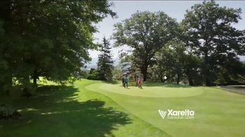 Xarelto TV Spot, 'Game Plan' Feat. Chris Bosh, Arnold Palmer, Brian Vickers - Thumbnail 10