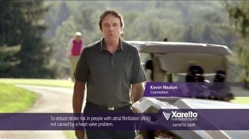 Xarelto TV Spot, 'Game Plan' Feat. Chris Bosh, Arnold Palmer, Brian Vickers - Thumbnail 3
