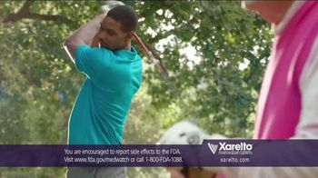 Xarelto TV Spot, 'Game Plan' Feat. Chris Bosh, Arnold Palmer, Brian Vickers - Thumbnail 6