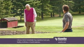 Xarelto TV Spot, 'Game Plan' Feat. Chris Bosh, Arnold Palmer, Brian Vickers - Thumbnail 8