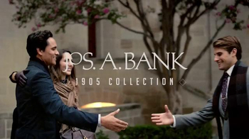 JoS. A. Bank TV Spot, \'Unique Details\'
