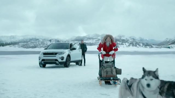 2015 Land Rover Discovery Sport TV Spot, 'The Crossing'
