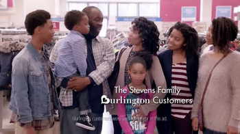 Burlington Coat Factory TV Spot, 'Prepare for the Cold Weather'