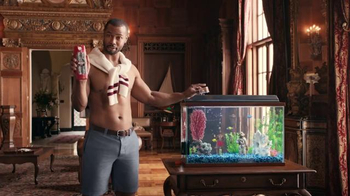 Old Spice TV Spot, 'Tank' Featuring Terry Crews, Isaiah Mustafa