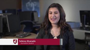 Washington State University TV Spot, 'WSU Stories: Backpack Journalism'