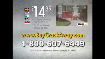 Crack Away TV Spot, 'Lasts for Years' - Thumbnail 10