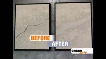 Crack Away TV Spot, 'Lasts for Years' - Thumbnail 2