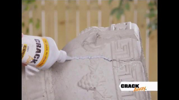 Crack Away TV Spot, 'Lasts for Years' - Thumbnail 5