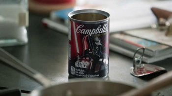 Campbell's Star Wars Soup TV Spot, 'Real Real Life: Your Father' - Thumbnail 1
