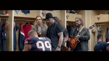 Bose TV Spot, 'Music Deserves Bose' Featuring J.J. Watt, Zac Brown Band