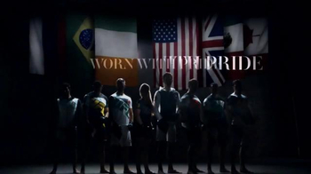 Reebok UFC Fight Kit TV Spot, 'Worn With Pride'