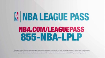 NBA League Pass TV Spot, 'Exciting Action' - Thumbnail 6