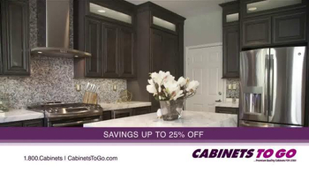 Cabinets To Go TV Spot, 'Holidays in the Kitchen'