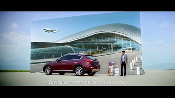 2016 Infiniti QX50 TV Spot, 'A Real Introduction' Song by Bloc Party