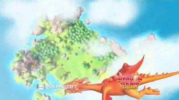 Dragon Mania Legends TV Spot, 'Explore the World of Dragons' - Thumbnail 2
