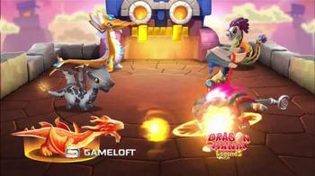 Dragon Mania Legends TV Spot, 'Explore the World of Dragons' - Thumbnail 9
