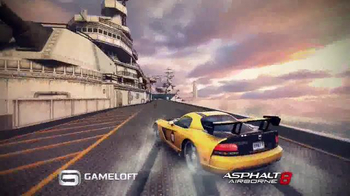 Asphalt 8: Airborne: Ultimate Racing Experience thumbnail