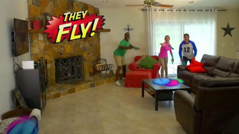 Flexi-Frisbee Disc TV Spot, 'Flying Discs' - Thumbnail 1