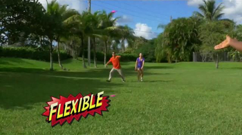 Flexi-Frisbee Disc TV Spot, 'Flying Discs' - Thumbnail 2
