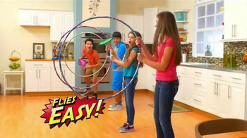 Flexi-Frisbee Disc TV Spot, 'Flying Discs'