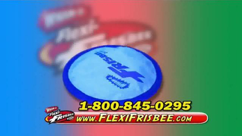 Flexi-Frisbee Disc TV Spot, 'Flying Discs' - Thumbnail 7