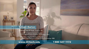 ITT Technical Institute TV Spot, \'Women in the Technology Field\'