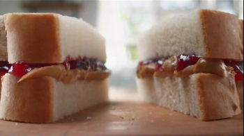 Smucker's Strawberry Jam TV Spot, 'PB&J' - Thumbnail 8