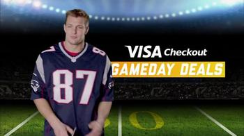 NFL Shop TV Spot, 'Visa Gameday Deals' Featuring Rob Gronkowski