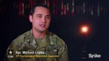 Spike TV: Sgt. Michael Lopez thumbnail