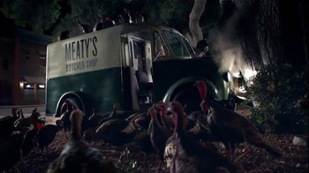 Farmers Insurance TV Spot, 'Turkey Jerks' Featuring J.K. Simmons - 3063 commercial airings