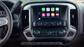 2016 Chevrolet Silverado TV Spot, 'Mobile Office' - Thumbnail 8