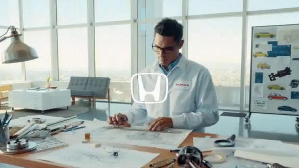 2016 Honda Civic TV Commercial, 'The Dreamer' Song by ...