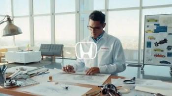 2016 Honda Civic TV Spot, 'The Dreamer' Song by Empire of the Sun - Thumbnail 1