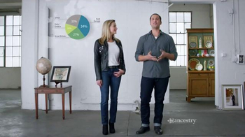 AncestryDNA TV Spot, 'Katherine & Eric'