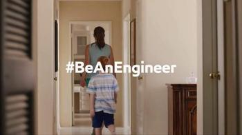Exxon Mobil TV Spot, 'Be an Engineer: Run'
