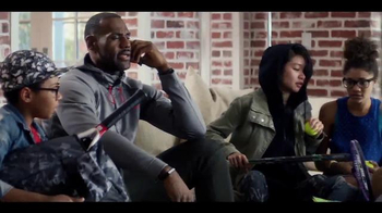 Nike Basketball TV Spot, 'Favorite Player' Featuring LeBron James - 5 commercial airings