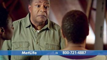 MetLife Guaranteed Acceptance Whole Life Insurance TV Spot, 'Attic'
