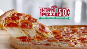 Papa John's TV Spot, 'Super Bowl 50' Feat. Peyton Manning, J.J. Watt - Thumbnail 3