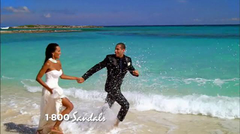 Sandals Resorts TV Spot, 'Everything Is Included' Song by Skip Marley