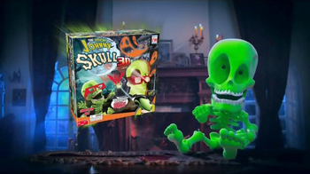 Johnny the Skull 3D TV Spot, 'You'll See Ghosts'