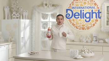 International Delight Peppermint Mocha TV Spot, 'Bitter'