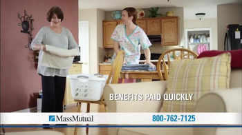 MassMutual Guaranteed Acceptance Life Insurance TV Spot, 'Mother's Worries'