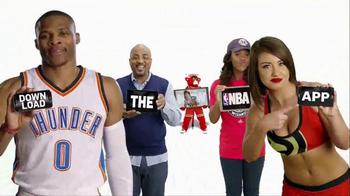 NBA App TV Spot, 'Why We Play' Featuring DeAndre Jordan, Dwyane Wade - Thumbnail 2