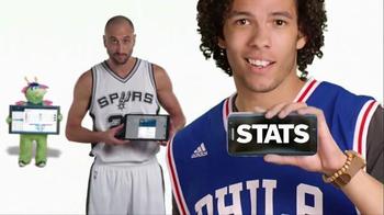 NBA App TV Spot, 'Why We Play' Featuring DeAndre Jordan, Dwyane Wade - Thumbnail 5