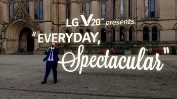 LG V20 TV Spot, 'Everyday, Spectacular' Featuring Joseph Gordon-Levitt